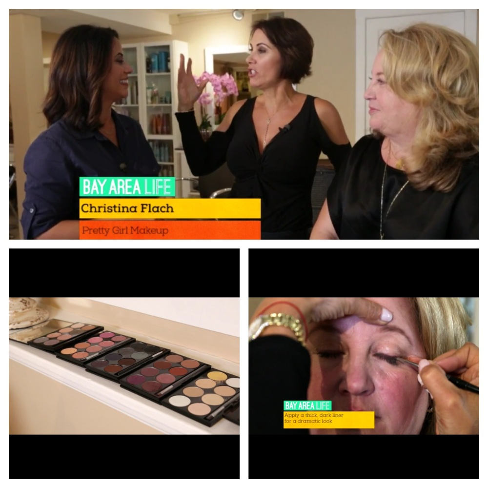 How to get Daytime makeup to Nightime in under 5 minutes!